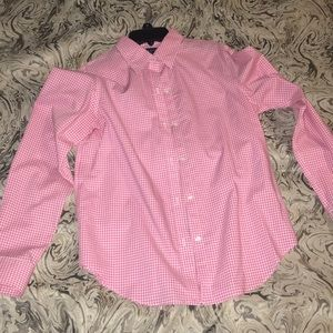 Chaps button down size small